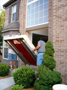 Front Door Repairs